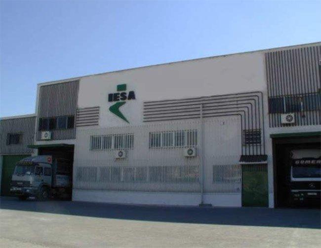 logotipo de INDUSTRIAS ELECTROMECANICAS IESA SL
